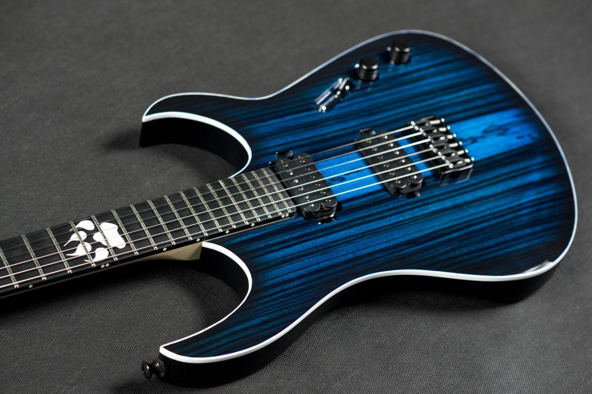 Blue blackburst