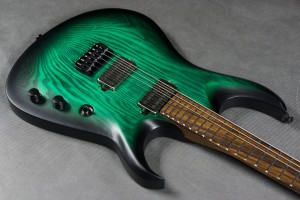 Green blackburst